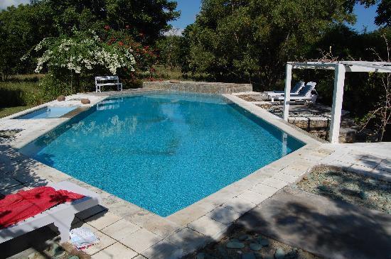Bajo Komodo Eco Lodge: Der kleine Pool