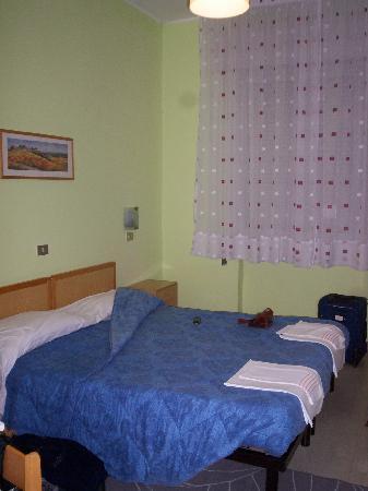 Abamar Hotel : Stanza da letto