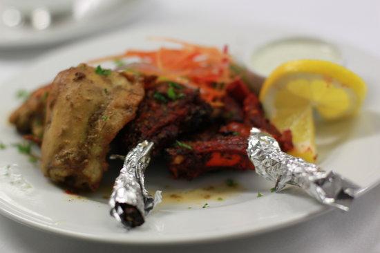 Digress Restaurant & Lounge: Selection of Tapas
