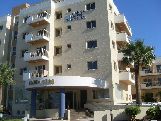 SunConnect Protaras Beach - Golden Star Hotel Foto