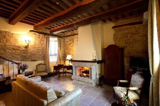 Borgo Le Terre Del Verde: La suite