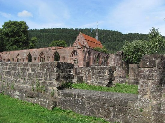 Kloster Hirsau: view