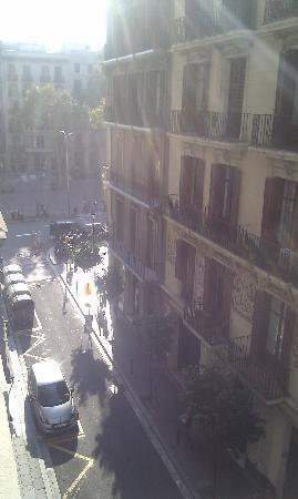 Bonavista Apartments - Passeig de Gracia: View from the rooftop-terrace