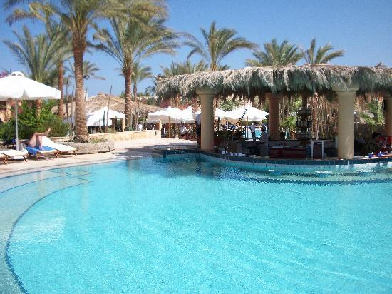 Iberotel Makadi Beach: pool and bar