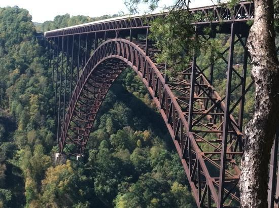 Winchester, KY: red river gorge bridge