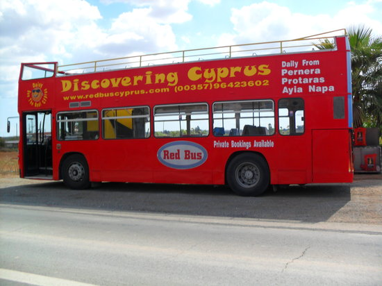 Red Bus Cyprus