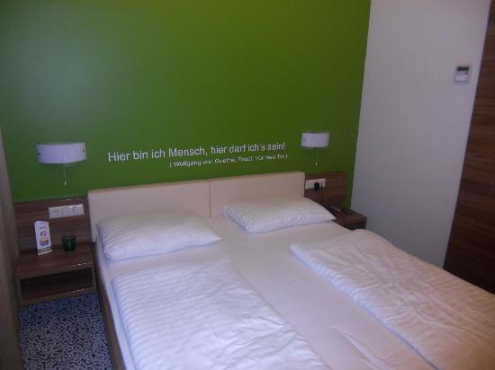 Hotel Süd: Comfortable Beds