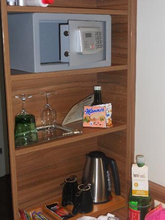 Hotel Süd: Good Coffee/Tea Selection