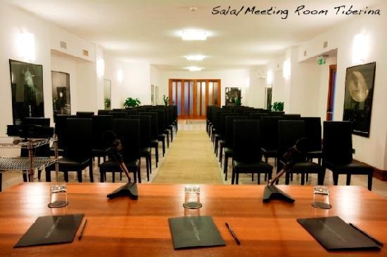 Grand Hotel Tiberio: Meeting Room