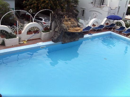 Hotel Terme Parco Edera : vista dalla camera