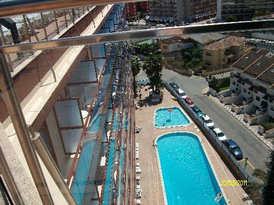 H·TOP Calella Palace: piscine