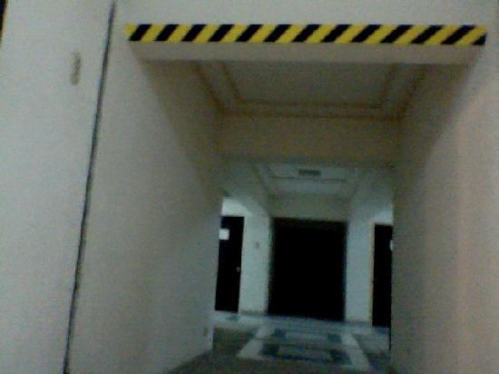 Lancaster Hotel Cebu: This the hallway !!!!