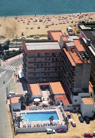 Hotel Rosa Nàutica: Vista aerea