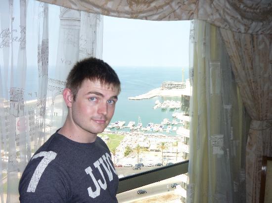 Phoenicia Hotel: view