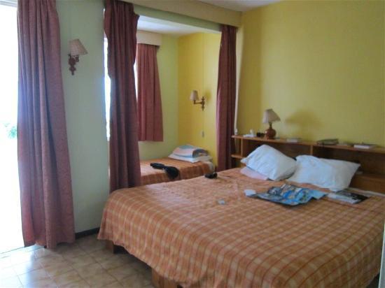 Klondike Hotel: Bedroom