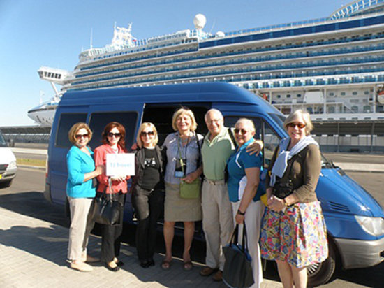 TJ Travel Shore Excursion Clients