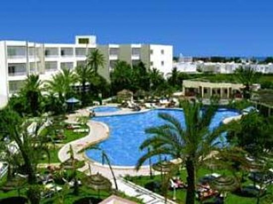 Hammamet Azur Plaza : getlstd_property_photo