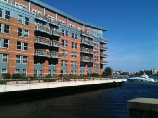 Battery Wharf Hotel, Boston Waterfront: Hotel Exterior Picture
