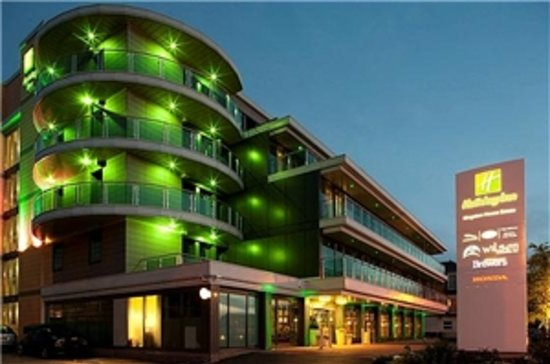 Surbiton, UK: Welcome to the Holiday Inn London Kingston South