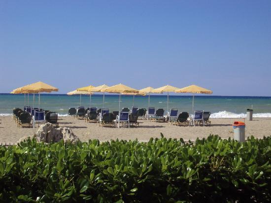 Marva Apartments-Studios: Platanias beach