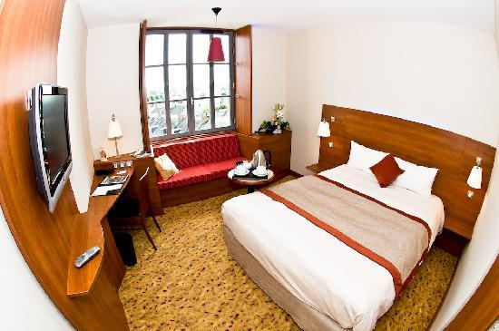 BEST WESTERN Hotel Colbert : Chambre confort