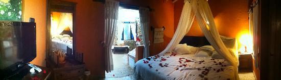Hotel Boutique Iguaque Campestre: La habitación 1