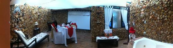 Hotel Boutique Iguaque Campestre: La habitación 2