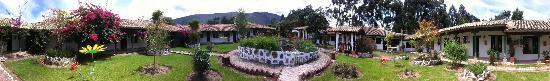 Hotel Boutique Iguaque Campestre: El hotel