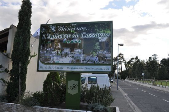 Le Pontet, France: Entrée