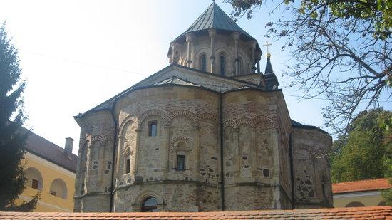 Fruska Gora Monasteries: Hopovo