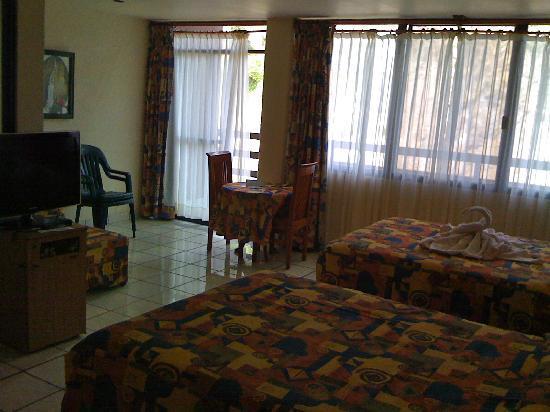 Hotel y Aguas Termales de Chignahuapan : Room 2