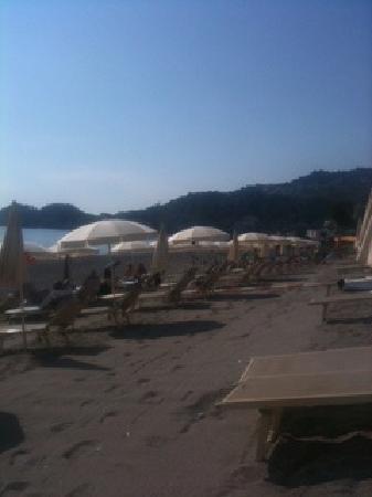 Caparena Hotel: The beach