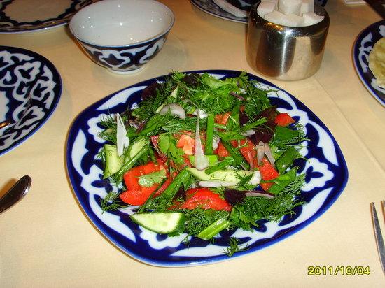 Tyubeteika : insalata ottima!