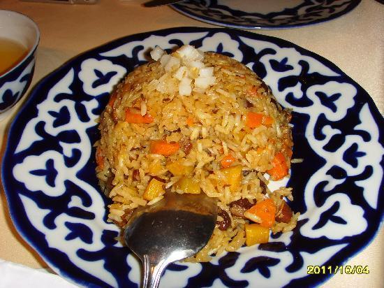 Tyubeteika : riso