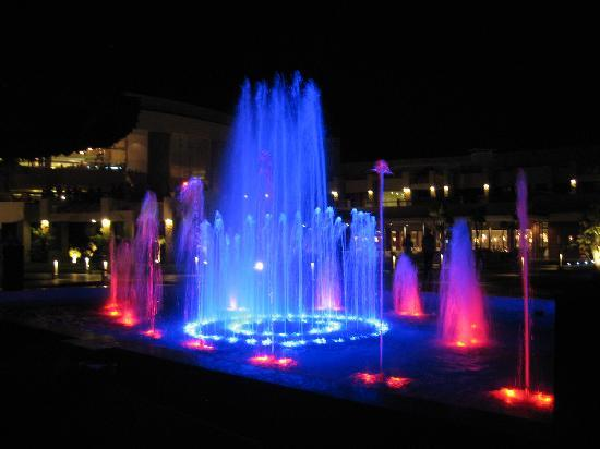 Coral Sea Sensatori - Sharm El Sheikh: The Fountain