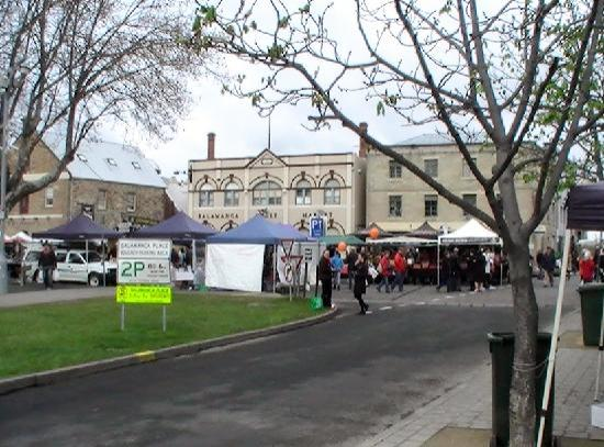 Fountainside Hotel: salamanca markets