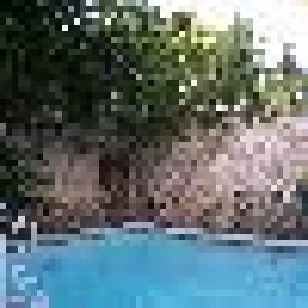 Casa Santiago: The little pool