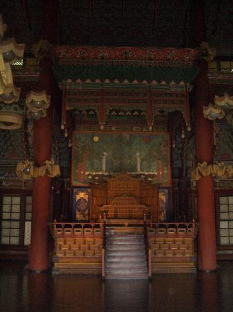 พระราชวังชังด็อก: 仁政殿(インジョンジョン):昌徳宮の正殿