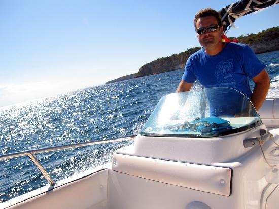 Menorca en Barco : Skipper Nano