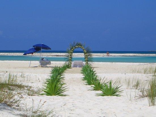 Playa Paraiso: para casamento