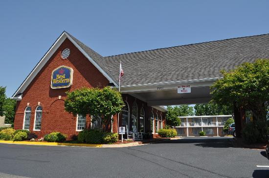 Restaurants Near Best Western Fredericksburg Va