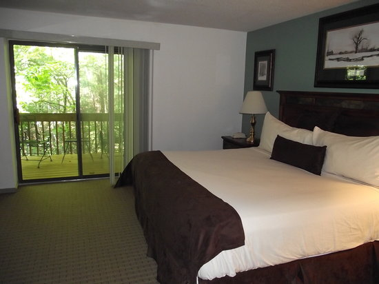 Lake Lure, Kuzey Carolina: Bedroom 1