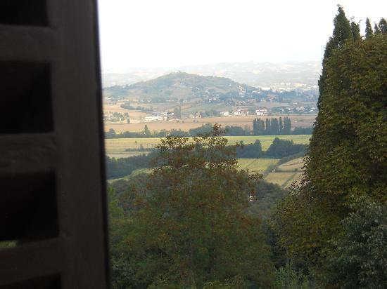 Palazzo Majo: My room with a view.