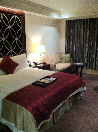Fairmont Beijing : hotel room