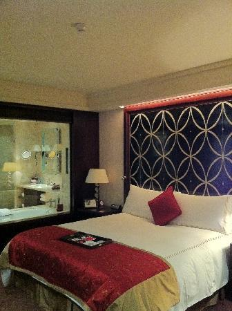 Fairmont Beijing : hotel room 2