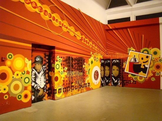 Helena Rubinstein Pavilion (Habimah Square)