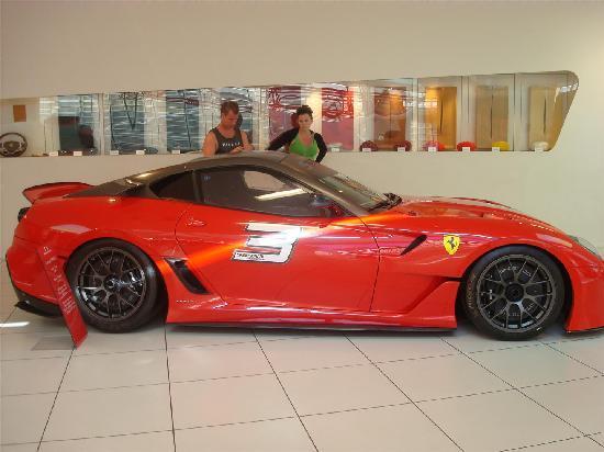 Museo Ferrari: 599XX