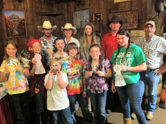 Malibu Dude Ranch: Columbus Day Weekend Guest Participation Rodeo