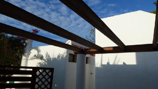 Birdcage Resort Gay Lifestyle Hotel : dalla veranda