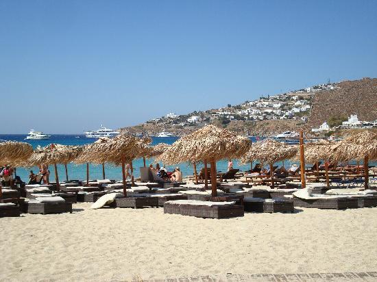 Pelican Bay Art Hotel Mykonos Beach